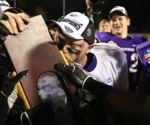 UW-Whitewater experienced Division III nirvana after being out of the playoffs entirely for a year. That means it's possible for your team to do this as well. Photo by Larry Radloff, d3photography.com