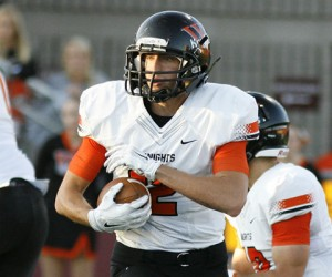 Wartburg played its way up in the Top 25.Photo by Caleb Williams, d3photography.com
