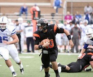Wartburg athletics photo by Julie Drewes