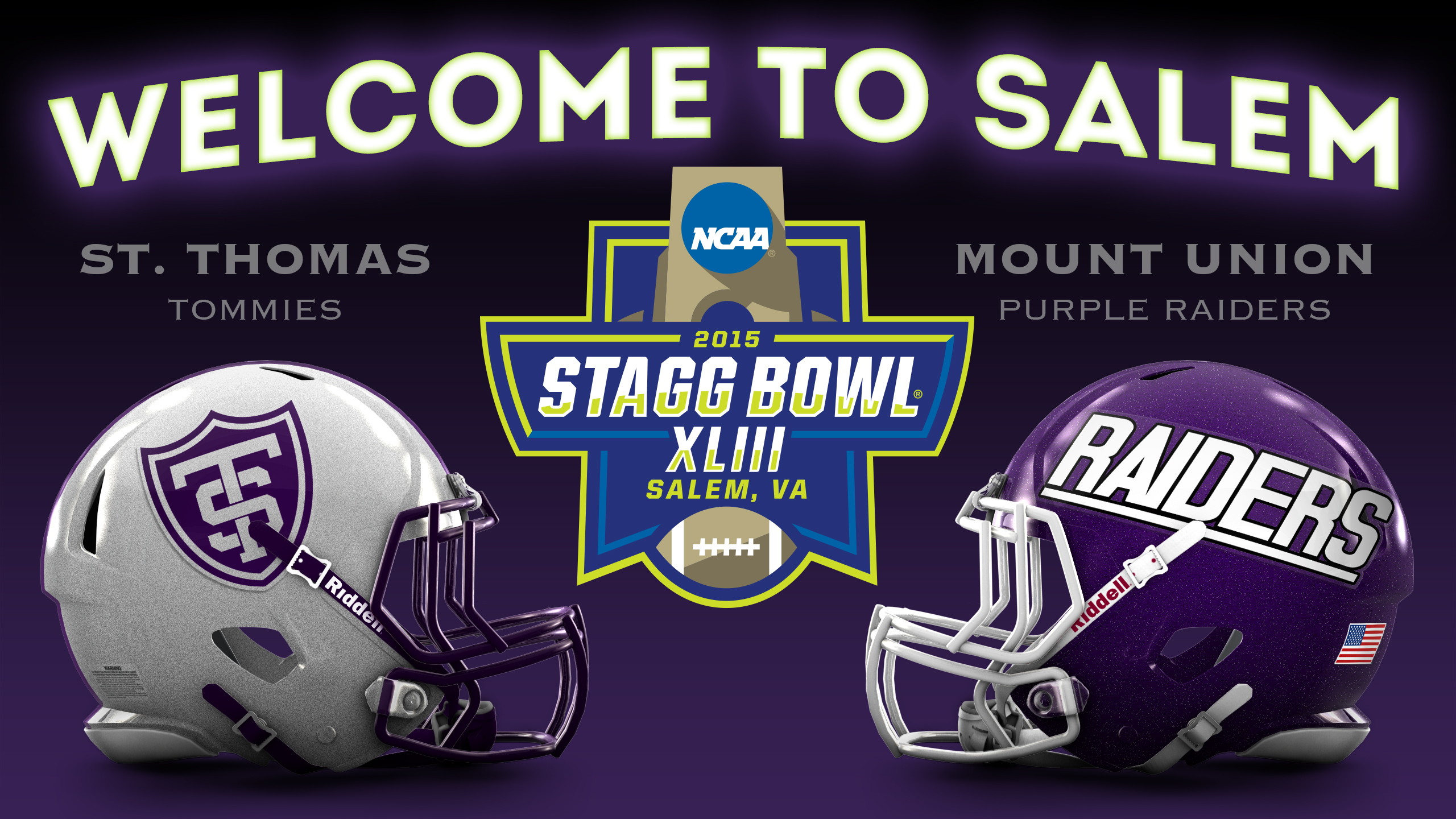 Stagg Bowl 43 Predictions The Last Purple Power Standing