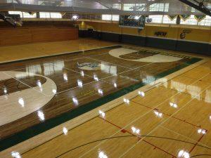 New Jersey City court (Courtesy: NJCU Athletics)